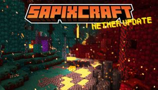 SapixCraft Resource Pack 1.16 / 1.15