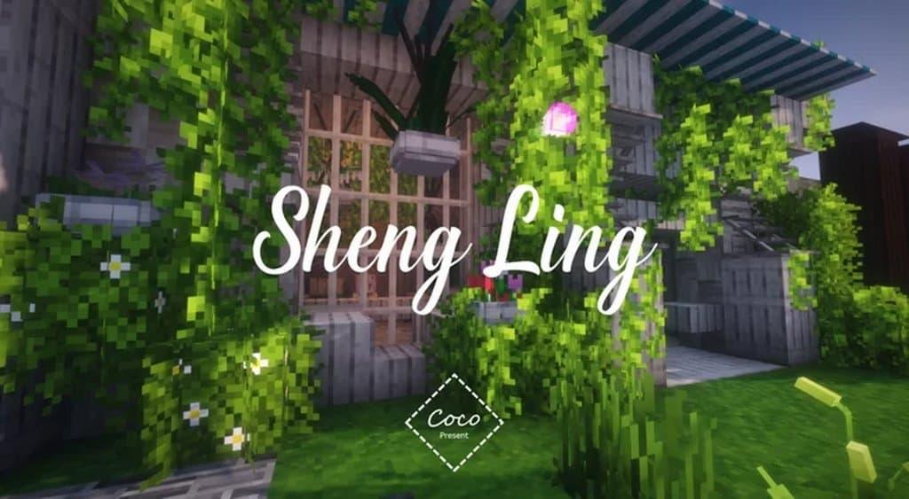 Shengling Resource Pack 1 16 1 15 Texture Packs