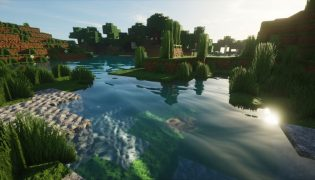 SEUS / Sonic Ether's Unbelievable Shaders 1.14 / 1.13