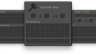 Default Dark Mode Resource Pack 1.16 / 1.15